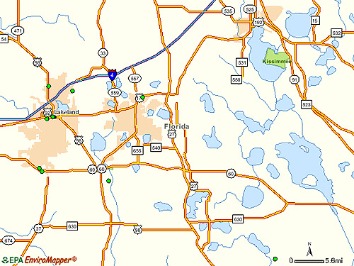 Winter Haven Area EPA Cleanup Sites